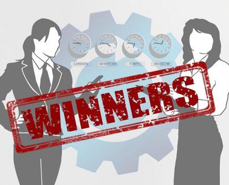 affiliate winners